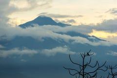 Tajumulco Volcano Guatemala Royalty Free Stock Photo