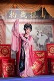Tajwańskiej opery piękno diaochan Obraz Royalty Free