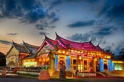 Tajwańska Szklana galeria w HDR Zdjęcia Stock