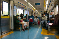 Tajwański metro Fotografia Royalty Free
