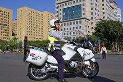 Tajwan policjant Fotografia Royalty Free