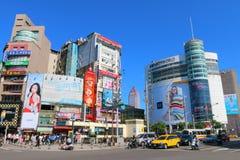 Tajwan: Ximending Obraz Royalty Free