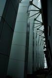 taköverkant för ifc ii Arkivbilder