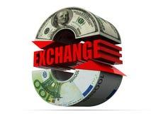 taką wymiany walut Fotografia Stock