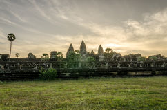także angkor budynku Cambodia uroka kultury świt sławny folował dziedzictwa dziejowego ogromnego punkt zwrotny wat świat Fotografia Royalty Free