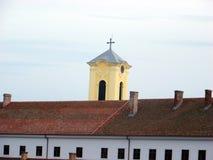 także jako browaru miejsca Poland s kościół chrześcijański znać imię stary basztowy miasteczko tam dokąd zywiec Zdjęcie Stock