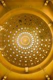 Tak av den arabiska kupolen Arkivfoto