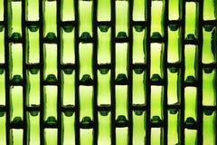 Tak för grönt exponeringsglas royaltyfri foto
