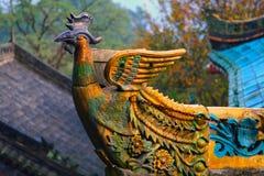 Tak för traditionell kines royaltyfri foto