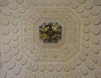 Tak Hall av byggnad för minnesmärke för minnesBirmingham krig Royaltyfria Foton
