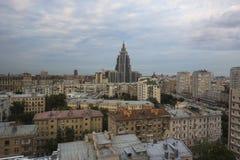 Tak i Moskva Arkivfoto