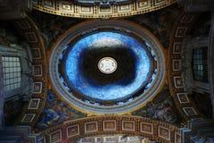 tak kyrkliga vatican Royaltyfria Bilder
