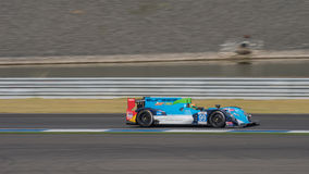 Tak Sung Kim av den Eurasia motorsporten i den asiatLe Mans serien - Rac Arkivfoton