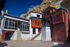 Tak Thog Gompa monastery Stock Photo