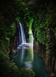 Takachiho gorge Royalty Free Stock Images