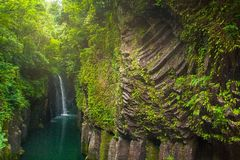Free Takachiho Gorge Stock Photography - 63488912