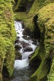 Takachiho gorge in Kyushu royalty free stock photo