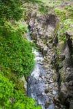 Takachiho klyfta Royaltyfri Fotografi