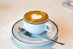 Macchiato coffee stock images