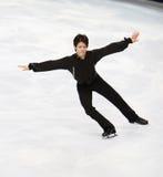 Takahiko Kozuka de Japão Foto de Stock Royalty Free