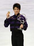Takahiko KOZUKA (JPN) Royalty Free Stock Photography