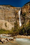 Takakkaw Falls Royalty Free Stock Images