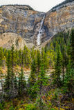 Takakkaw Falls Royalty Free Stock Photography