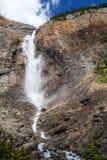 Takakkaw Falls, Yoho National Park, British Columbia, Canada. Stock Images