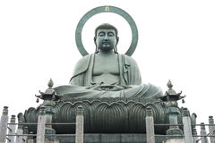 Takaoka Daibutsu. Great Buddha, Japan Royalty Free Stock Image