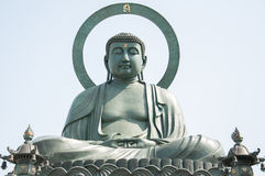 Takaoka Daibutsu, Grote Boedha, Japan stock afbeeldingen