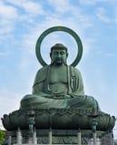 Takaoka Great Buddha or Daibutsu Stock Photos