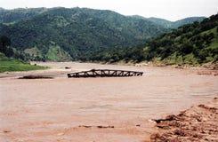 Takase river Royalty Free Stock Image