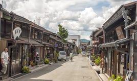 Takayama, япония Стоковые Изображения RF