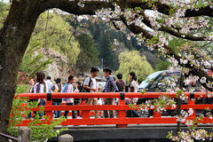 Takayama Stock Fotografie
