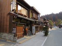 Takayama Lizenzfreies Stockfoto