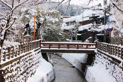 Городок Takayama Стоковое Изображение RF