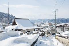Takayama ancient city in Japan Royalty Free Stock Images