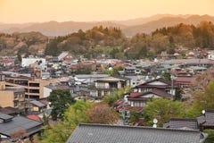 Takayama city, Japan Royalty Free Stock Photos