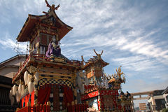 Takayama Festival, Takayama, Japan Stock Image