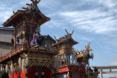 Takayama Festival, Takayama, Japan Royalty Free Stock Photos