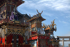 Takayama Festival, Takayama, Japan Royalty Free Stock Photos
