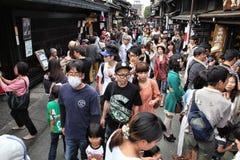 Takayama, Giappone Immagine Stock Libera da Diritti