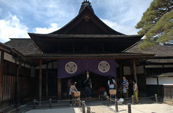 Takayama Jinya, Takayama, Ιαπωνία Στοκ Φωτογραφίες