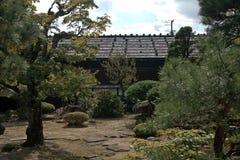 Takayama Jinya, Takayama, Ιαπωνία Στοκ Φωτογραφία