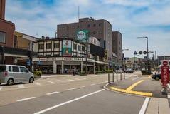 Takayama miasto Fotografia Royalty Free
