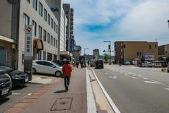 Takayama miasto Obrazy Stock