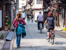 Takayama old town, Japan 3 Stock Images
