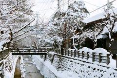 Takayama town Stock Image