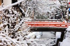 Takayama town Royalty Free Stock Photo