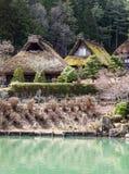 Takayama - traditionelle Gebäude - Japan Stockfotografie